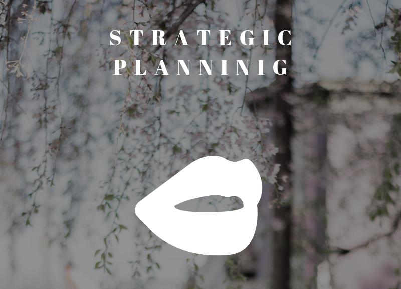 Sweet Talk Strategy   Strategic Planning