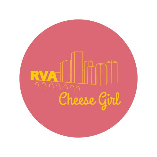 RVA Cheese Girl Logo