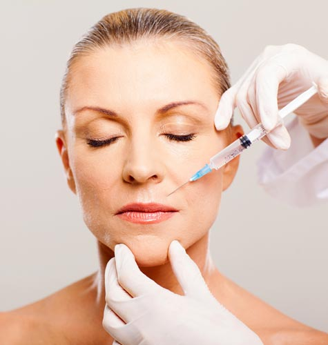 Anti-Wrinkle Injections