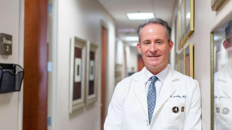 Dr. John Rowley
