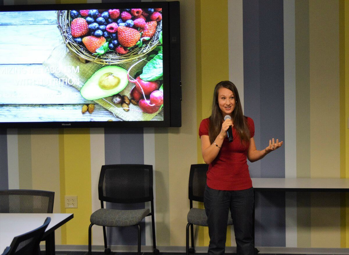 Nutrition Seminar, Speaking Engagements