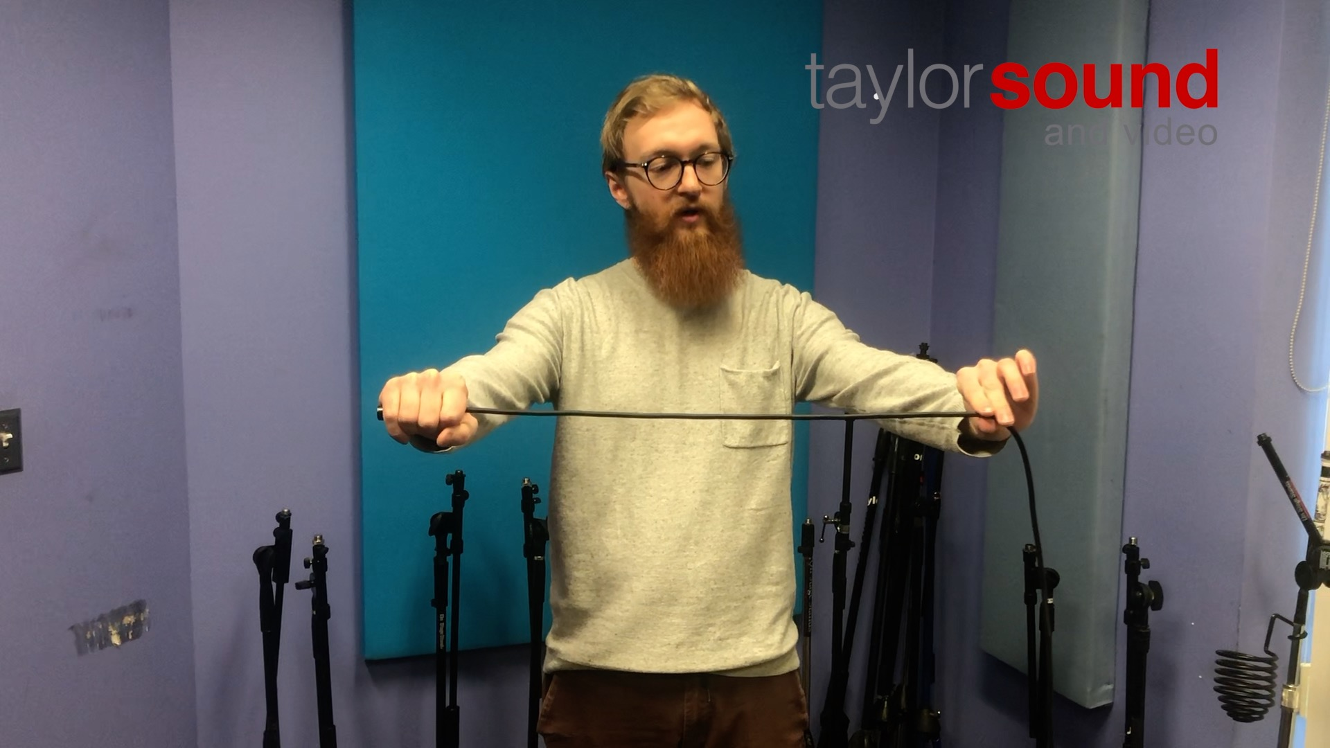 Over-Under Cable Wrapping Technique