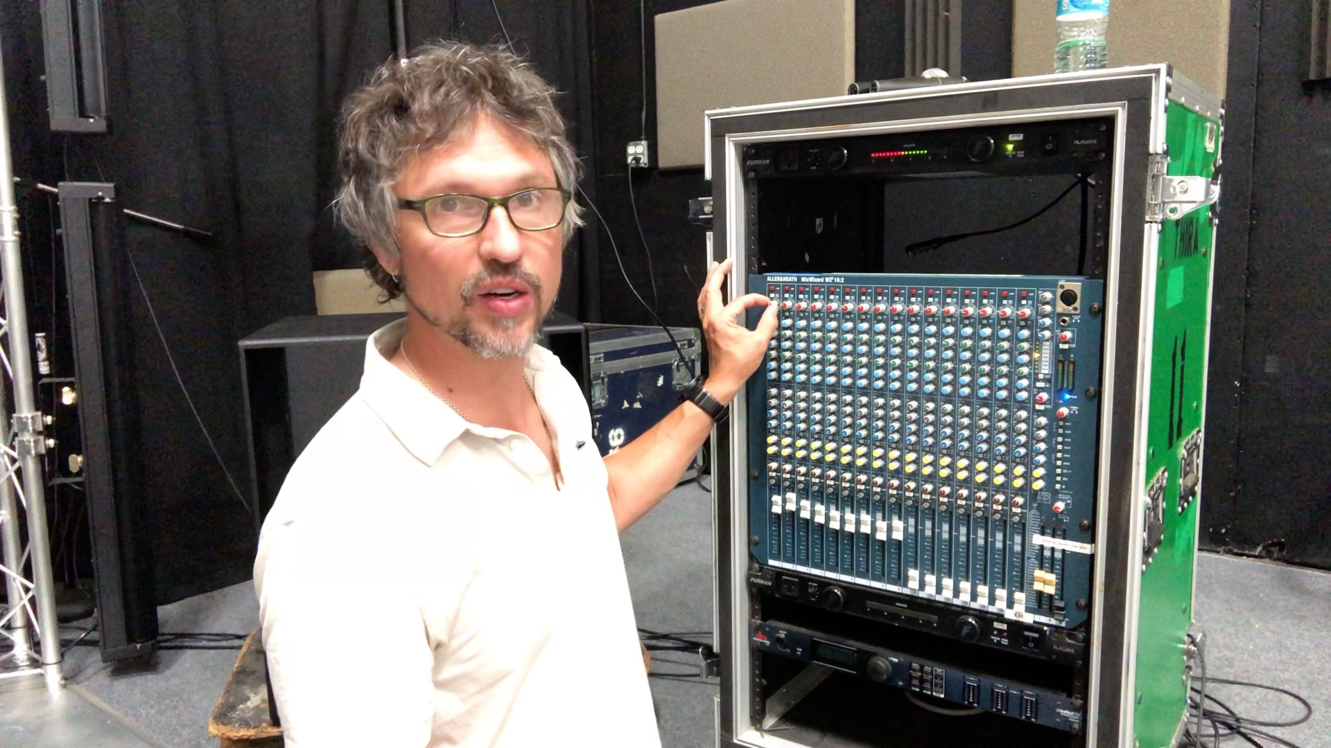Taylor Sound Tip of the Day – Mixer Basics Part 1