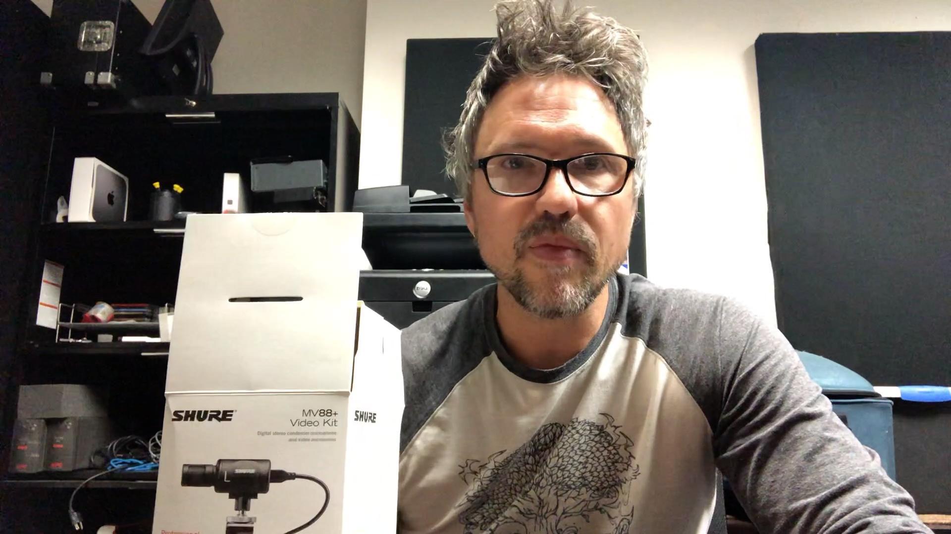Product Review – Shure MV88+Video Kit – Audio