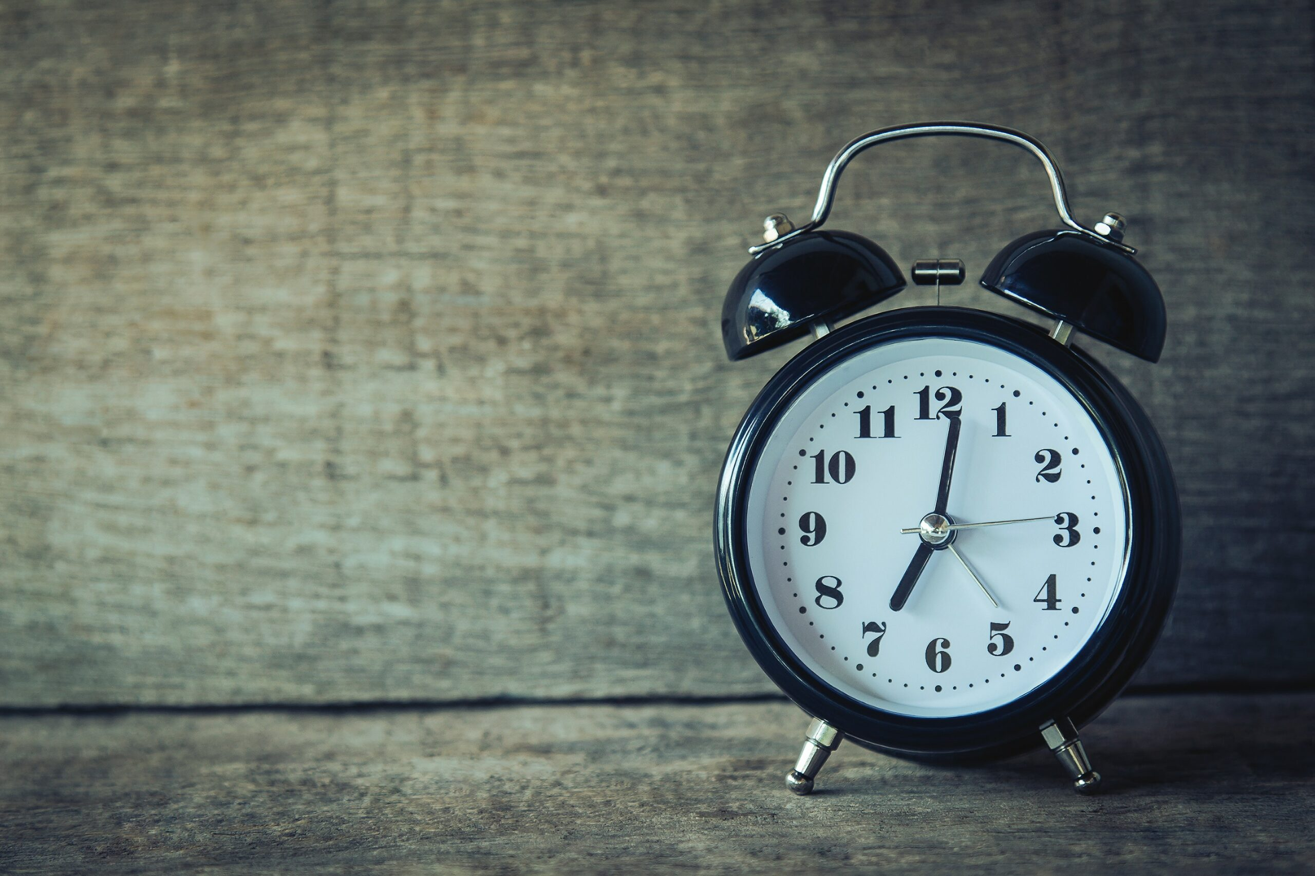 What Does it Mean to Be on Time?