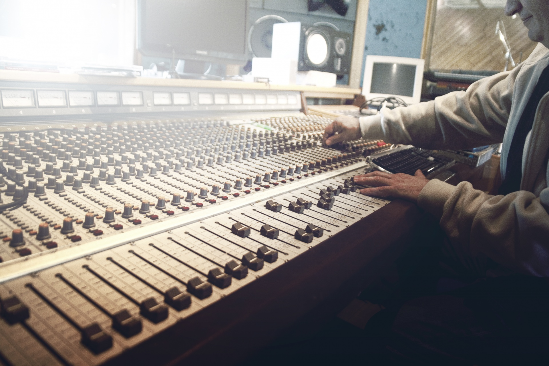 What I Learned as a Sound Engineer