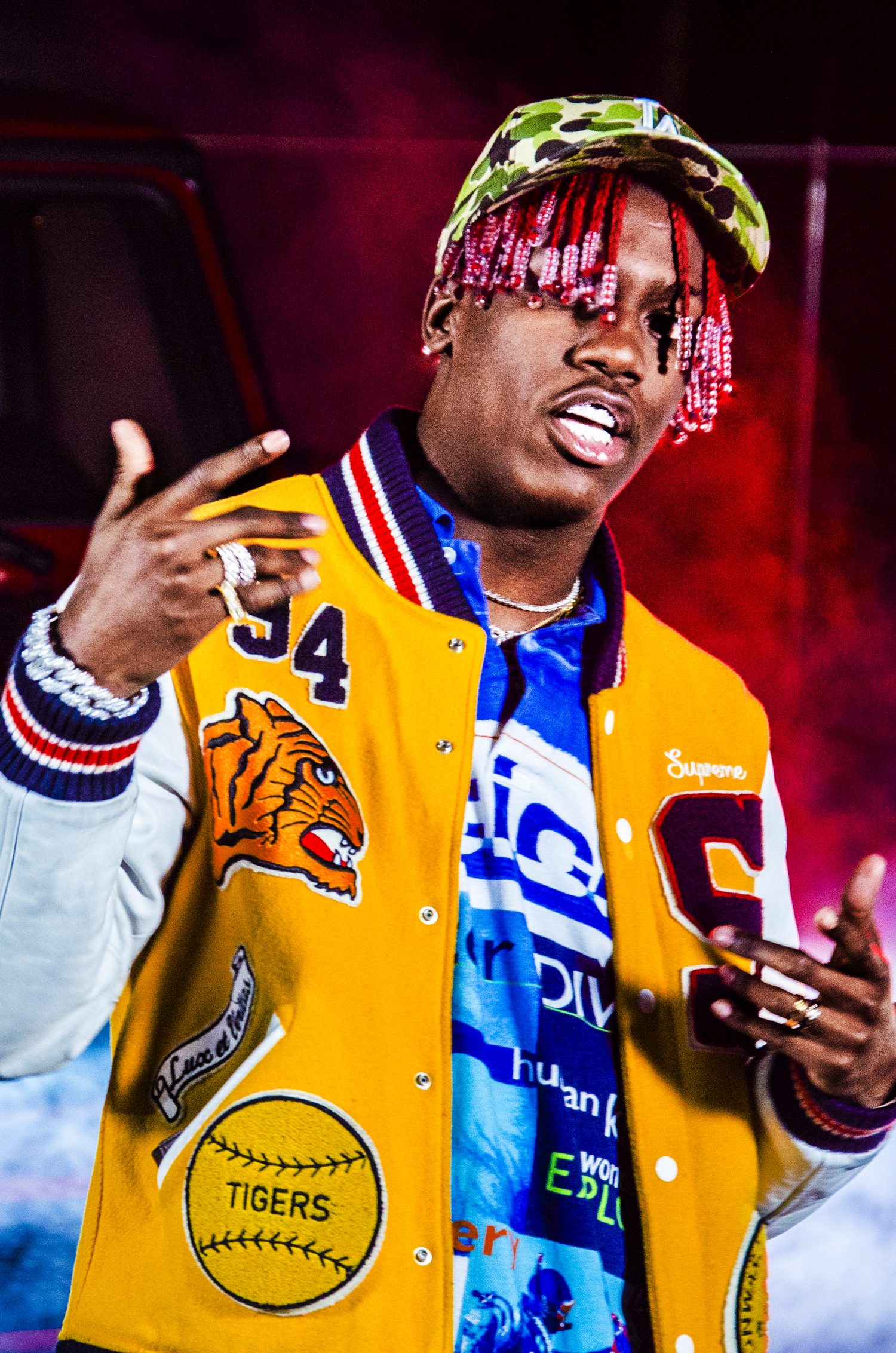 Lil Yachty x Lawrence S Murray