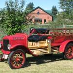1922 Ford TT Firetruck