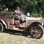 1913 La France Firetruck