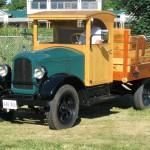 1927 Willys Knight