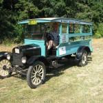 1923 Ford T Crummy