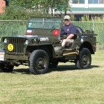 1942 Willys Jeep MB