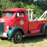 1941 Ford COE Wrecker