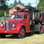 1949 Diamond T Logger