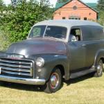 1950 GMC Panel