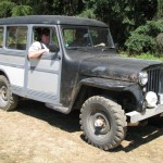 1949 Willys Wagon