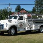 1955 GMC 450 Firetruck