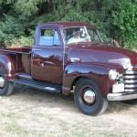 1952 Chevrolet 1420