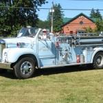 1957 Mack B75 Firetruck