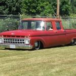 1966 Mercury Crewcab