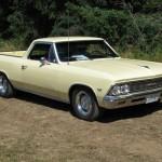 1966 Chevelle El Camino