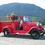 1929 Ford Model A Firetruck