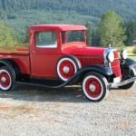 1933 Ford p/u