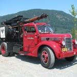 1949 Diamond T 613 Logger