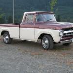 1957 Mercury M100