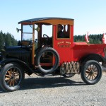 1919 Ford T