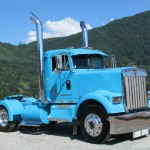 1991 Kenworth W900