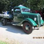 1937 Ford  2ton