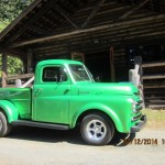 1950 Dodge B2D