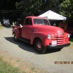 1953 Chev 3100