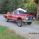 1972 GMC 2500 4WD