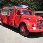 1949 IHC KB7 Firetruck