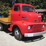 1950 Ford F6 COE