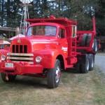 1956 IHC R200 Logger