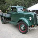 1937 Ford  1 1/2ton