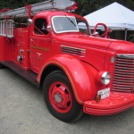 1949 IHC Firetruck