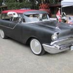 1957 Chev sedan delivery