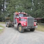 1981 Kenworth W900