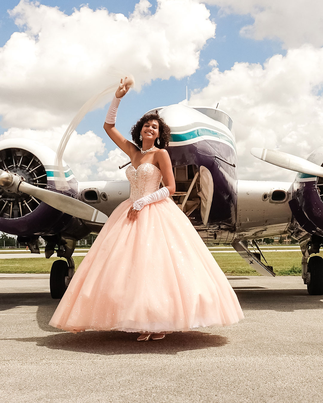 quinceanera photography in kendall