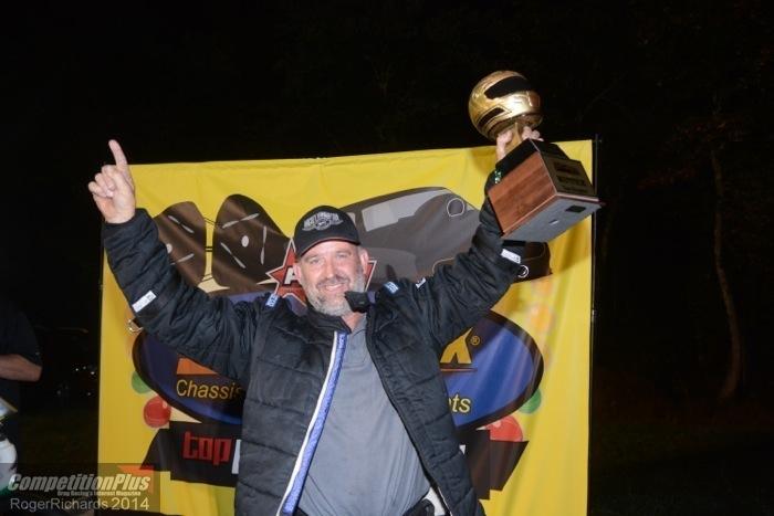 Allen O'brien Wins PDRA Top Dragster