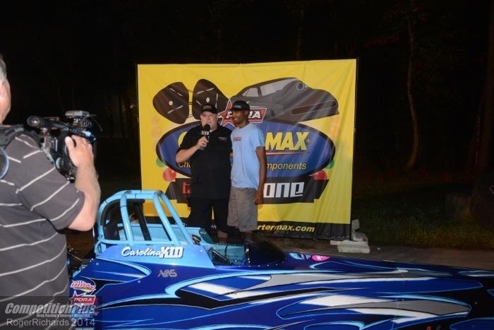 Carolina Kid wins PDRA World Championship