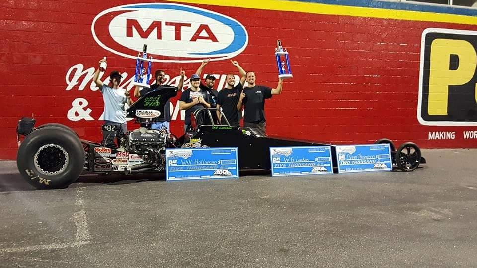 Race Tech Drivers Dominate Rockingham Powerfest 3