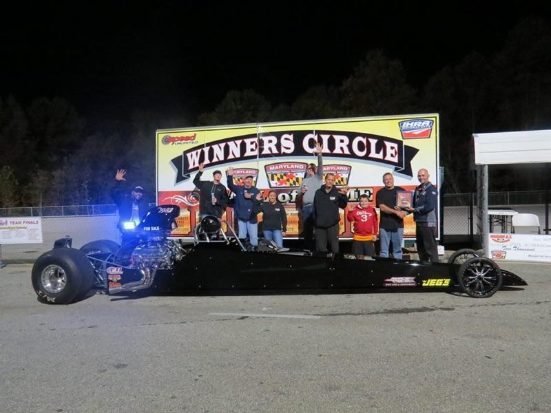 Steve Witherow wins Raider ET Challenge with Race Tech Dragster