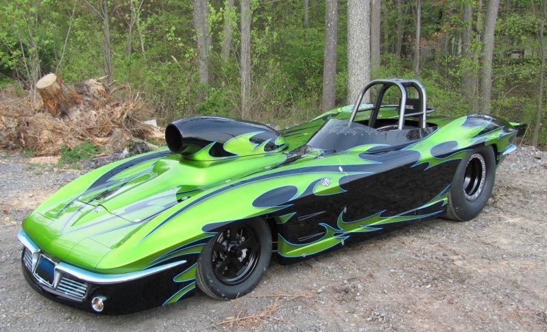 Race Tech Roadster 63 Corvette