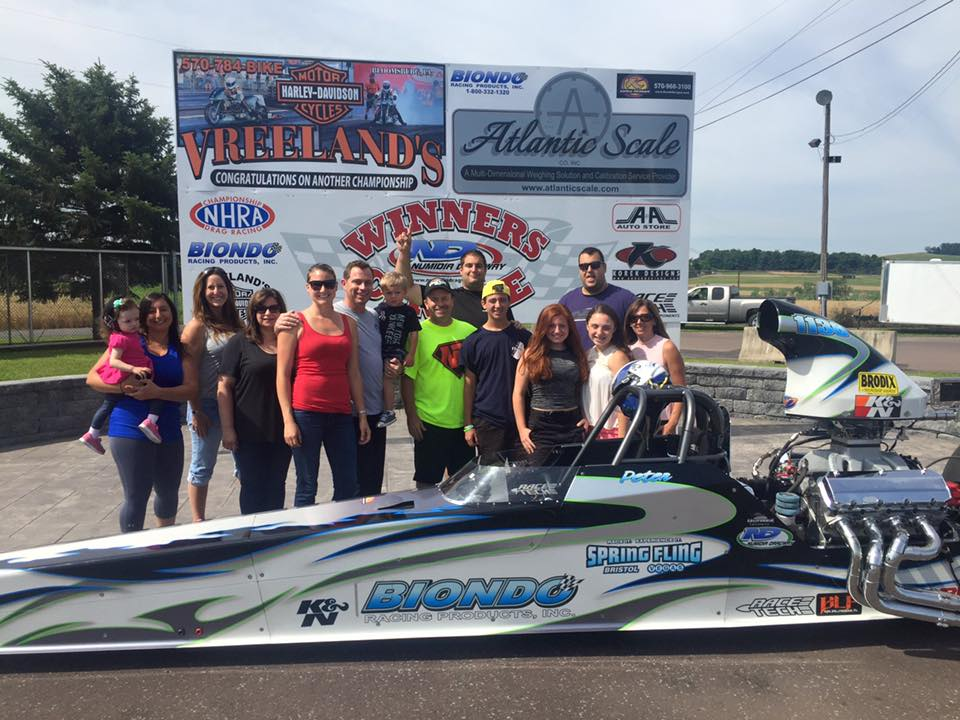 Biondo Back to Back to His Winning Ways