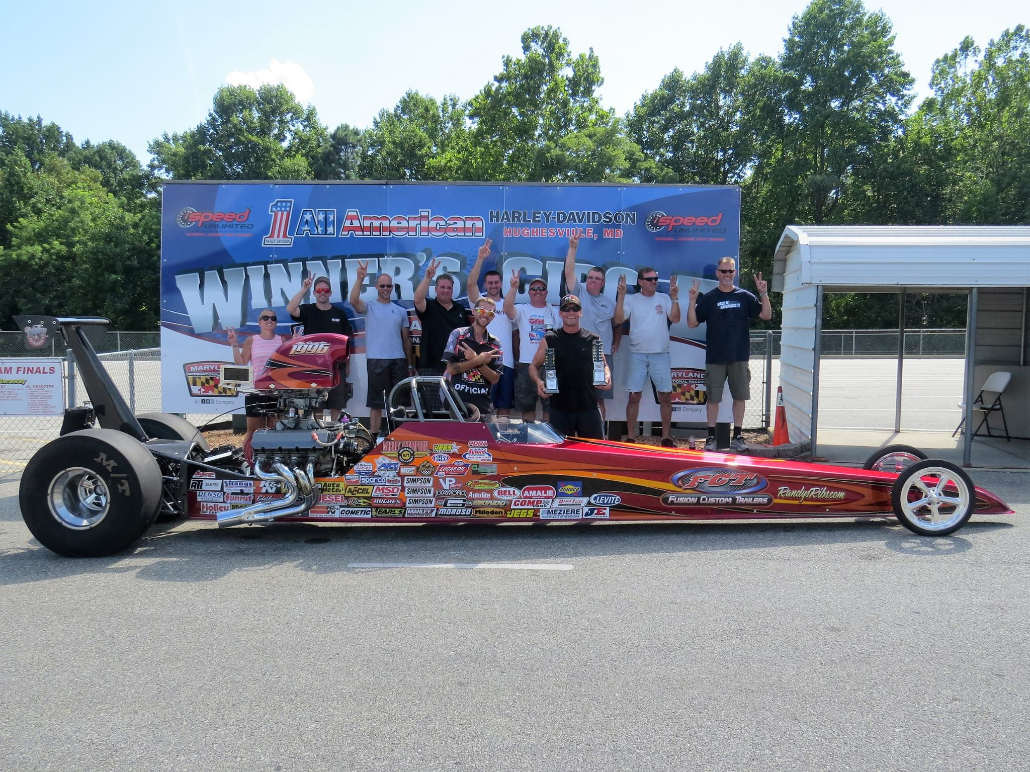 Tommy Cable Wins Saturday and Sunday at MIR